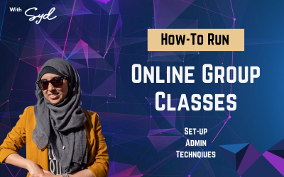 How-to run Online Groups