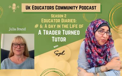 S02 Episode #6: Trader turned Tutor with Julia Brand
